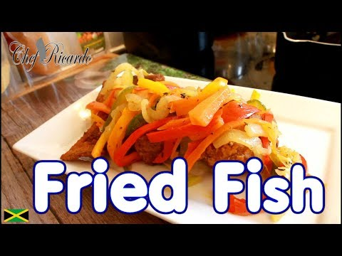 My Sunday Dinner Fried Fish Was Amazing Dinner Jamaican  Easter Fried fish