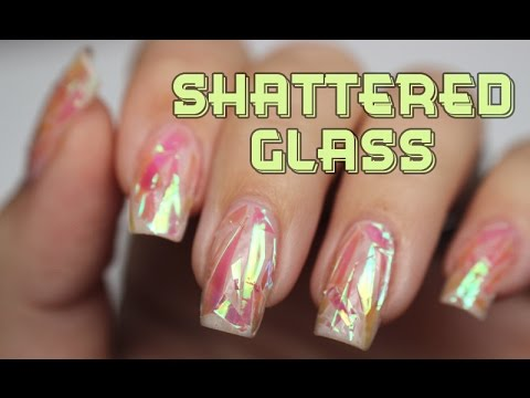 Shattered glass nails diy tutorial easy nailart design youtube shattered glass nails diy tutorial easy nailart design prinsesfo Choice Image