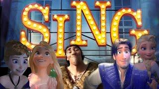 Sing Trailer/Non/Disney Crossover