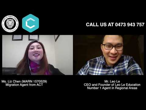 Podcast 1: Easiest Way To Get PR In Canberra - ACT!!!