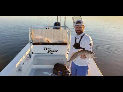 Carolina Reds (Topwater Redfishing In North Carolina)