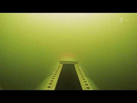 """Подводный глайдер. Фрагмент телепрограммы  """"Подводные роботы. Часовой. 23.09.2018"""""""