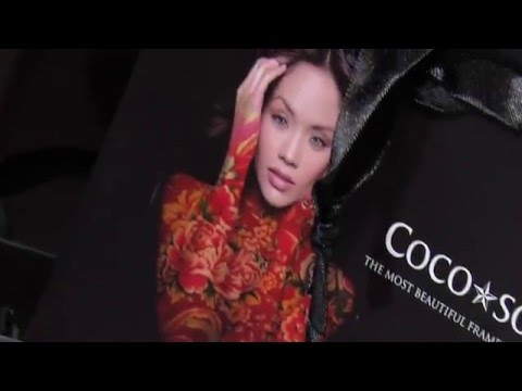 Coco Song parade of models