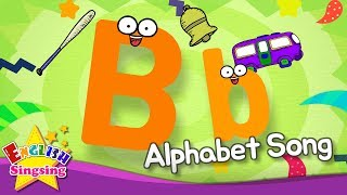 Alphabet Song - Alphabet 'B' Song - English song for Kids