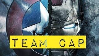 Civil War: Kimin Tarafındayız? #KaptanAmerika (Kahramanların Savaşı)