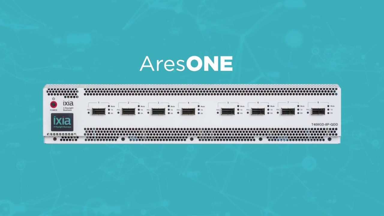 AresONE 400GE