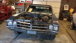 Basso's Garage Episode #1 - 1969 Buick Skylark Engine Removal