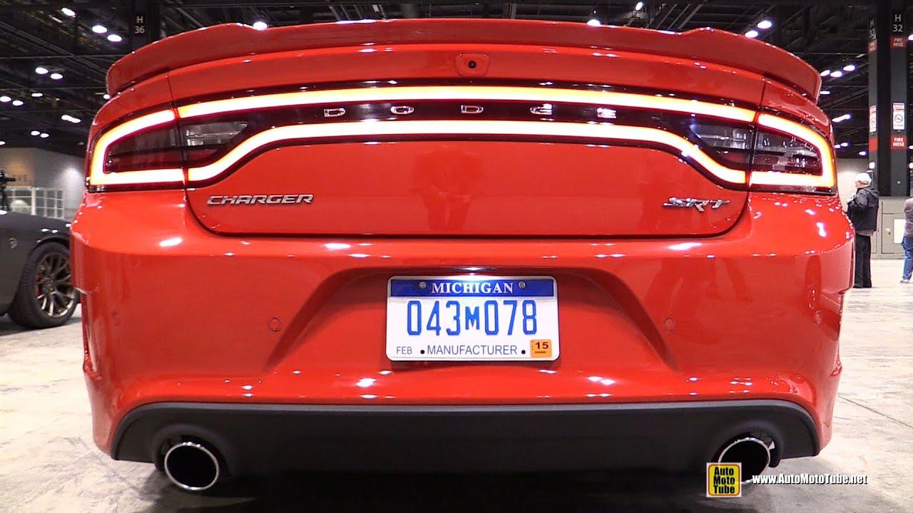 Worksheet. 2015 Dodge Charger SRT Hellcat  Exhaust Sound Ext Interior