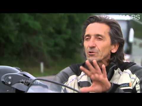 Od Srbije do Japana na motociklu  - Kavazoki