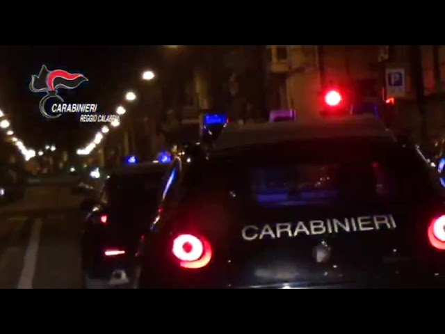 Reggio Calabria-Eseguita ordinanza di custodia cautelare.
