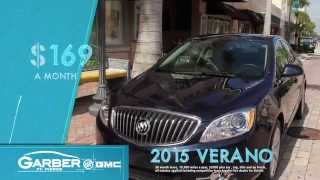 Buick Verano and GMC Terrain deals at Garber Buick GMC of Ft Pierce