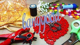 Обзор инструментов и материалов для рукоделия / Banggood