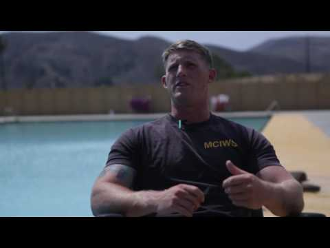 Hard Corps Jobs: Marine Corps Instructor of Water Survival