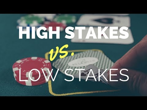 High Stakes vs. Low Stakes Sponsor  - Clinical Research Industry