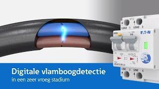 Vlamboogbeveiliging (AFDD+) ǀ Eaton