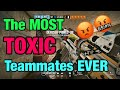 The Most TOXIC Teammates EVER - Rainbow Six Siege