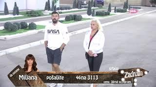 Zadruga 3   Marija Kulić Tvrdi Da Je Vladimir Fejk   15.09.2019.