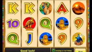 Игровой автомат Ramses 2 - на gamble2fun.com