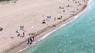Пляж Поповки(, 2016-01-13T06:04:46.000Z)