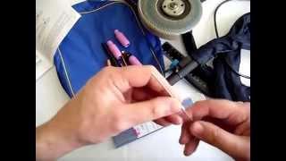 Вольфрамовые электроды WR2 ABICOR BINZEL и как собрать TIG горелку.(Электроды с оксидом лантана 1.2 - 1.4%., 2015-03-16T12:00:32.000Z)
