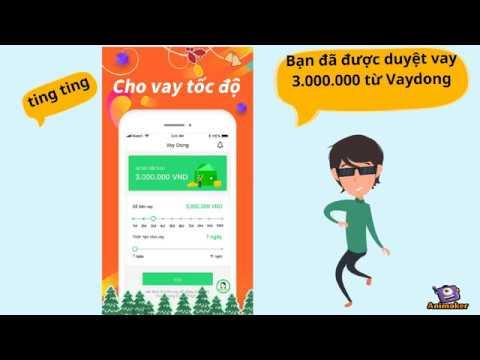 Vay Tiền Online- Chạm Tay Có Ngay 3 Triệu -Vaydong VN