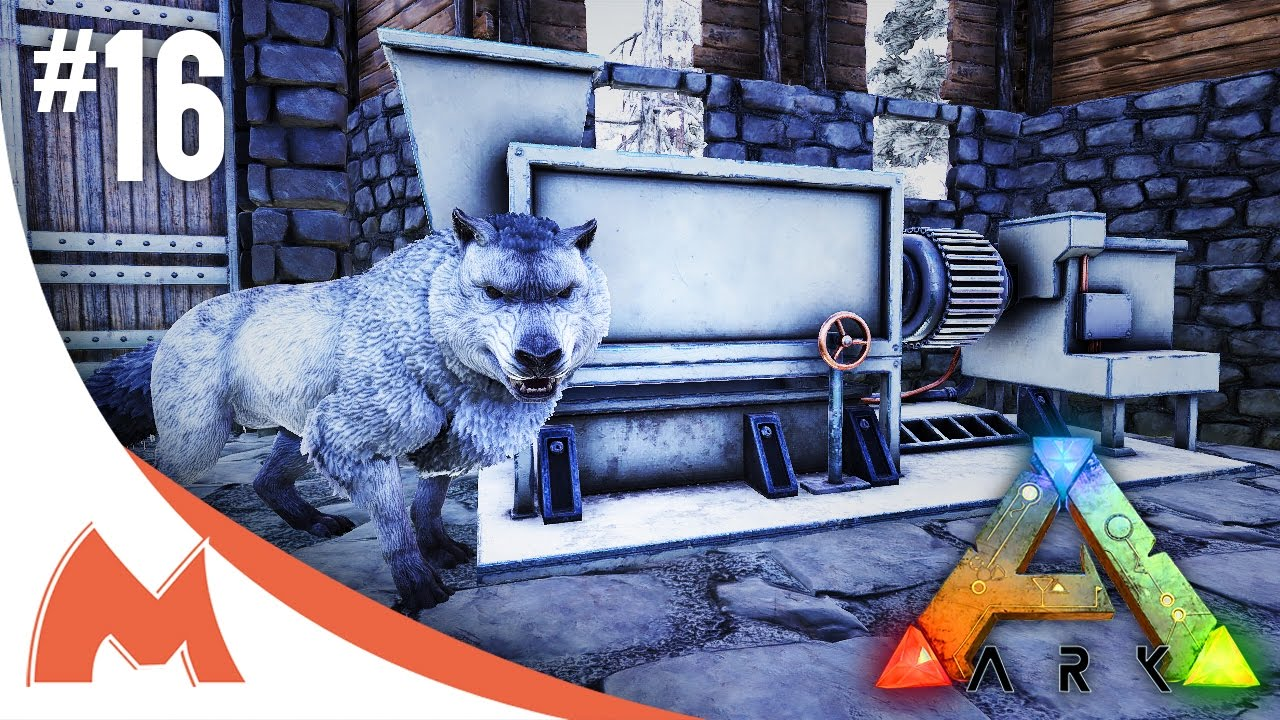 Ark survival evolved taming a direwolf crafting an s ark survival evolved taming a direwolf crafting an s industrial grinder progression s3e16 malvernweather