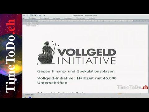 Projekte gibt es genug, wir müssen es nur tun! TimeToDo.ch 11.03.2015