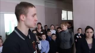 Поздравление девушек победителей турнира Герои города декабрь 17 игроками Чеховских медведей