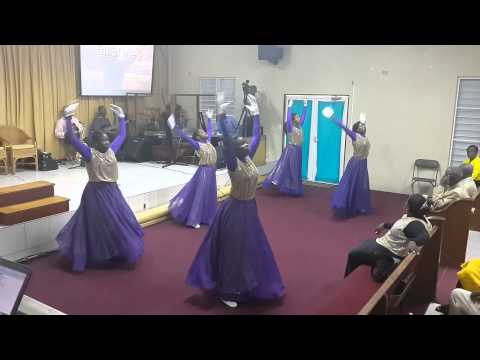 """Destiny Dancers - William McDowell """"Withholding Nothing"""""""