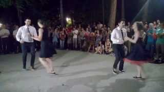 Swingin Munkeys Performance @ Maimunarnika, Summer Swing Nights
