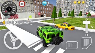 Driving School 3D #7 NEW UPDATE - Cars Game Android IOS gameplay #carsgames