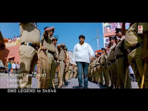 Jai simha title video song (fan version)