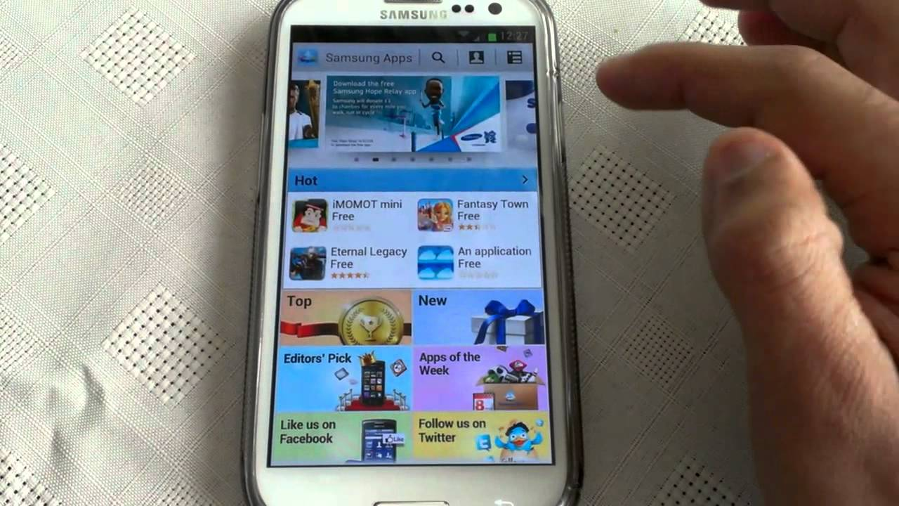 free games for samsung galaxy s3