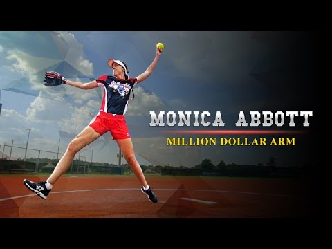 Monica Abbott: Million Dollar Arm Trailer