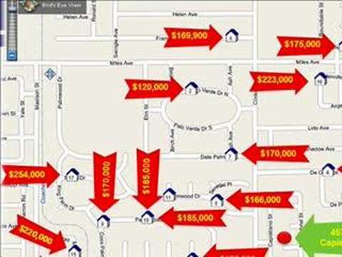 45751 Capistrano - Palm Springs Area (Indio) Fixer Comp Info