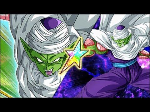 THE FIRST F2P TRANSFORMATION UNIT! 100% RAINBOW STAR EZA PICCOLO SHOWCASE! (DBZ: Dokkan Battle)