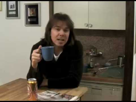 //  JOEY TEMPEST ON THE NEW ALBUM / STUDIO DECEMBER 2008 //