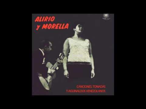 Alirio Díaz y Morella Muñoz - Canciones, Tonadas y Aguinaldos Venezolanos (1968)