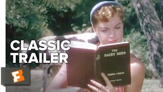 Dangerous When Wet (1953) Official Trailer - Esther Williams, Fernando Lamas Movie HD