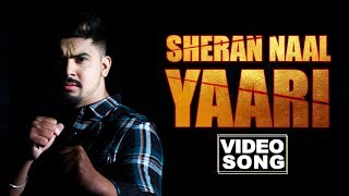 Sheran Naal Yaari by Vishal Pahwa | Ft. Aanaya Bhaanndari | New Punjabi Song 2019 | Yellow Music