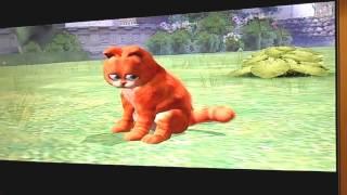 Игра Гарфилд 2: История двух кошечек(2006)