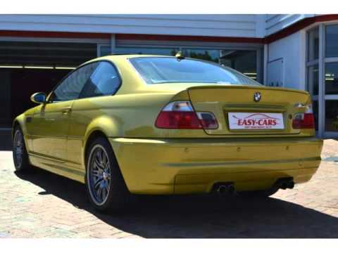 2003 Bmw M3 E46 Smg Auto For On Trader South Africa