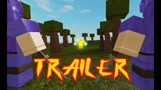 The God of Infinity Trailer 2! A Roblox Booga Booga movie!