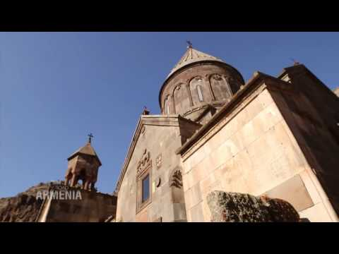 CNN documentary  On the road of Armenia