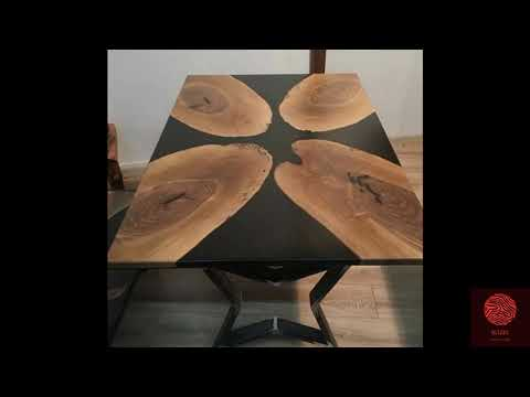 AMAZING COMPILATION RESIN TABLE - best top of year