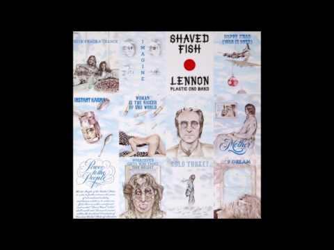 John Lennon - Shaved Fish (1975) Full Album