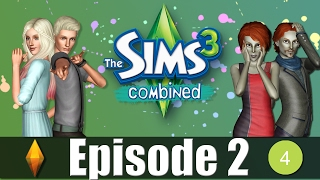 Lets play The Sims 3 Combined Episode 2 (Jobs!)
