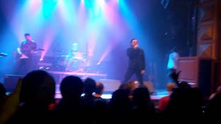 Get out of Your Own Way + Fix You (snippet) Achtung Babies 11Nov2017 U2 tribute Songs of Experience