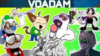 The Best Comic Dubs and Animations: September - Ask Baldi 6, Cuphead, Bendy, Miraculous Ladybug, MHA