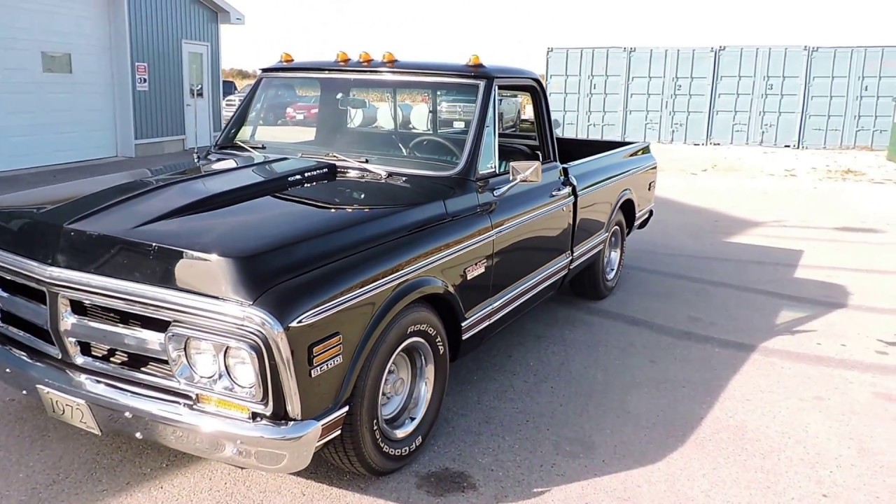 All Chevy 1972 chevy 402 engine specs : SOLD - 1972 GMC C1500 Super Custom 402 Big Block for sale at ...